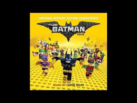 Patrick Stump - Who's The (Bat)Man (from: The Lego Batman Movie)[Audio]