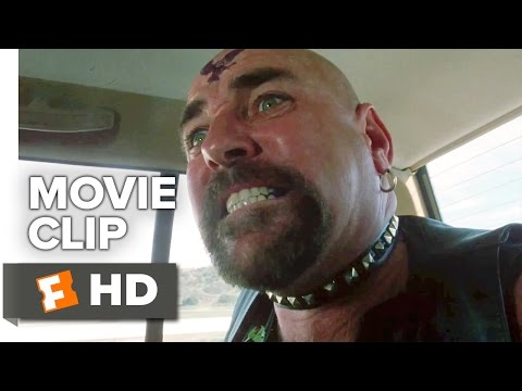 Dangerous Men Movie CLIP - Where's Black Pepper? (2015) - Action Comedy Movie HD
