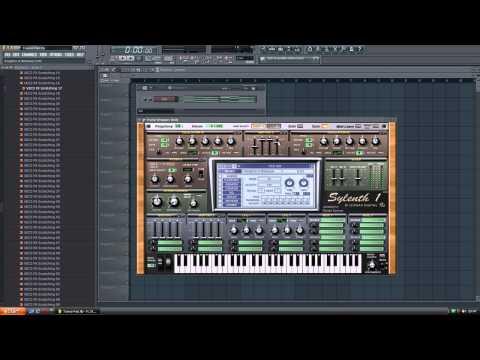 Sylenth1 : Sound Tutorial #02 - Trance Pad [Deutsch]