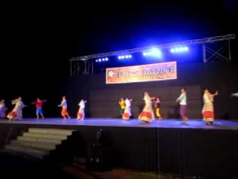 Lapay Bantigue- Pana- ad folkdance rural cat.Grandslam Himaya- an dance troupe