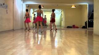 Ivory Towers -  Line Dance -  Ria Vos