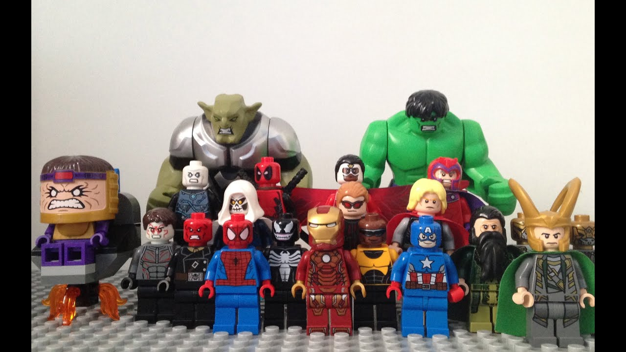 Lego marvel heroes assemble youtube lego marvel heroes assemble voltagebd Gallery