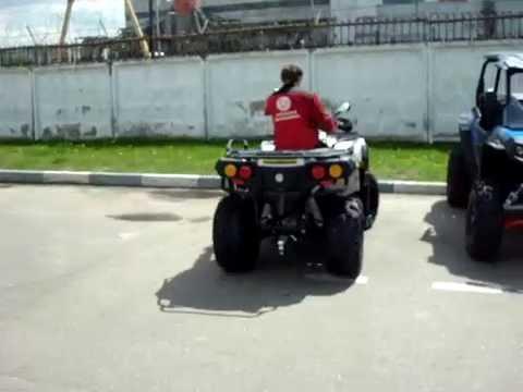 Русская механика 800 , РМ 800 ATV. часть 2