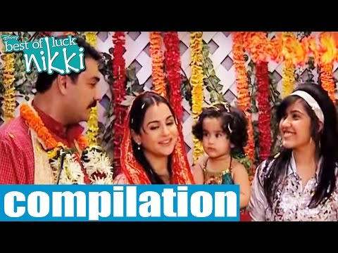 Best Of Luck Nikki | Episodes 22-24 Compilation | Season One | Disney India