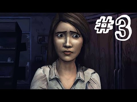 The Walking Dead - Gameplay Walkthrough - Season 1 - Episode 1: EVERETT PHARMACY DRUGSTORE - Part 3