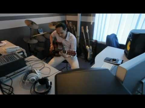 Rindu Setengah Mati (D'Masiv) - Instrumental - Acoustic Guitar - Cover
