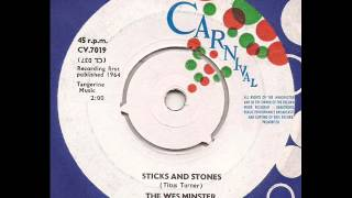 Wes Minster Five - Sticks and stones