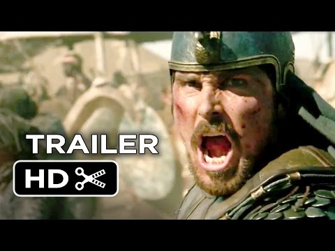 Exodus Gods And Kings Movie Hd Trailer