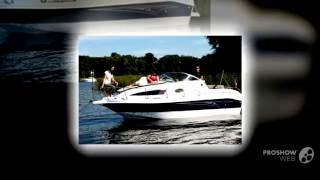 Aqualine 750 family cruiser power boat, sport boat year - 2015