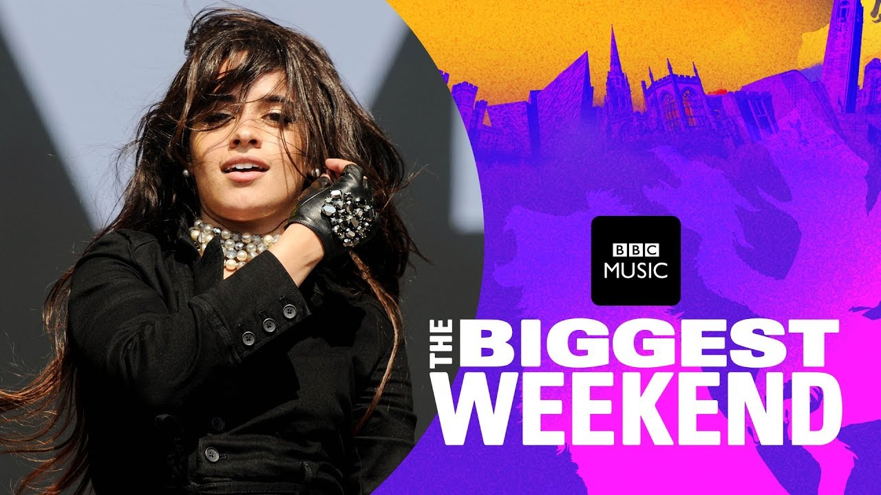 Download Camila Cabello - Never Be The Same (The Biggest Weekend)