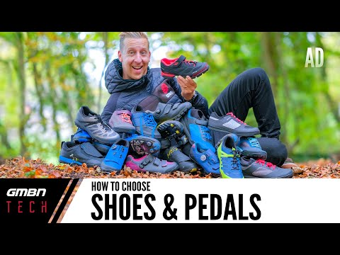 How To Choose The Best Mountain Bike Shoes & Pedals For You | GMBN Tech's Definitive Guide