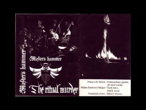 Master's Hammer - The Ritual Murder - 1987 - (Full Demo) thumb