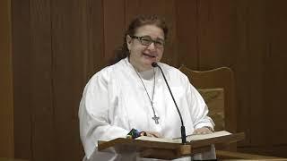 Sermon, 13th Sunday After Pentecost, August 22, 2021