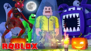 ROBLOX HALLOWEEN MONSTER FREEZE TAG