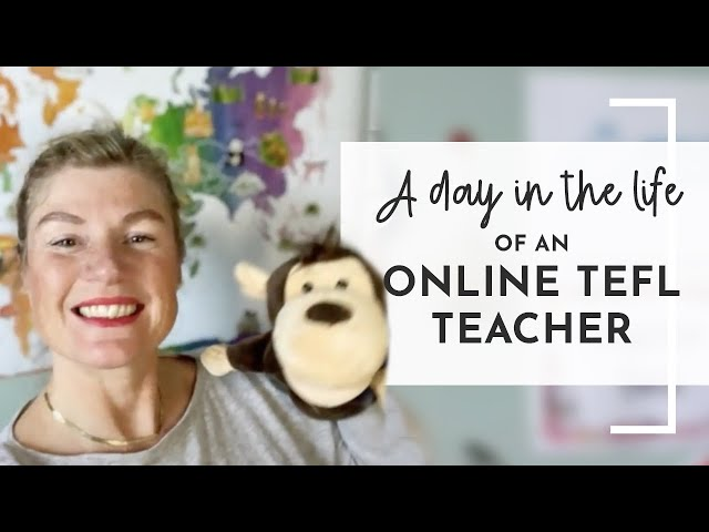 A day in the life of an online TEFL teacher (with Tess)   i-to-i TEFL