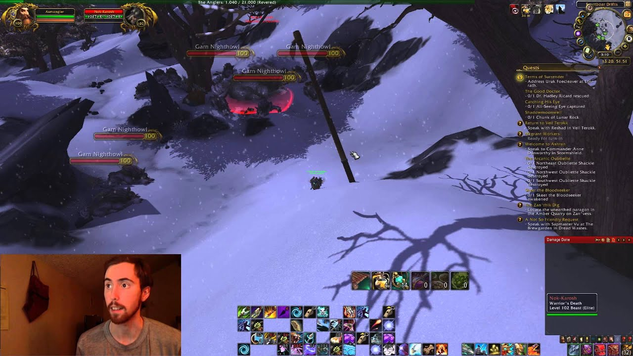 Perfect How To Solo Nok Karosh/Garn Nighthowl Mount Updated For 6.1 10k+ Gold/Hr    YouTube