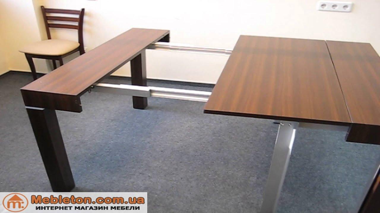 Купите деревянный, стеклянный или раскладной стол-трансформер. Продаю тумбу и стол. Стол-парта + стул для девочки. Стол кухонный.