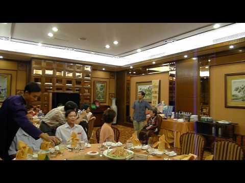 Video tiệc mừng thượng thọ - Phát biểu của Bác Phong