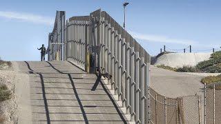 Tijuana frontera infranqueable