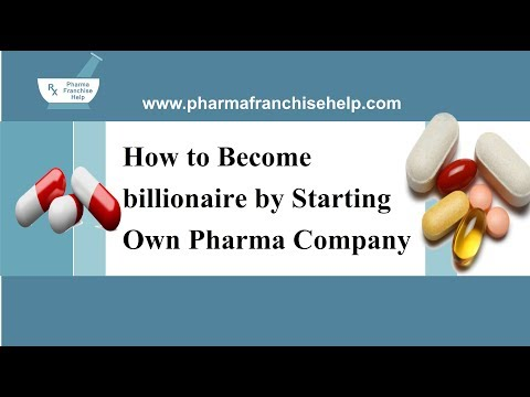 How to Start A Pharmaceutical Company in India?