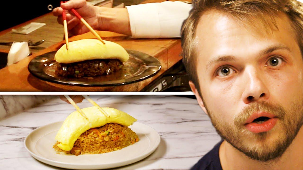 How to make japanese omelette tasty