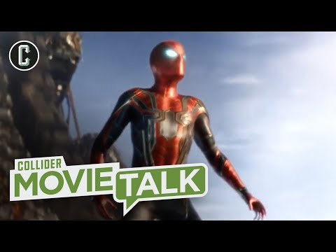 Spider-Man Becomes an Avenger in New TV Spot - Movie Talk