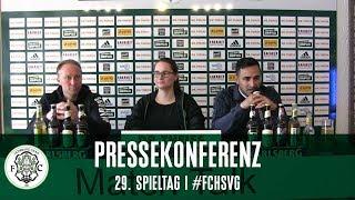 #FCHSVG | Pressekonferenz gegen Gonsenheim (OLRPS 2017/18)