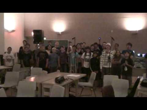 Rock Camp 2010 - Day 1 - Icebreaker Karaoke