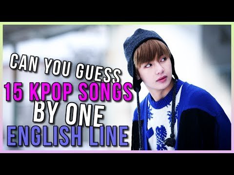 GUESS THE KPOP SONG BY AN ENGLISH PHRASE :)