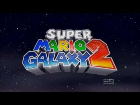Cyber Shack - Super Mario Galaxy 2 Australian Pre Launch
