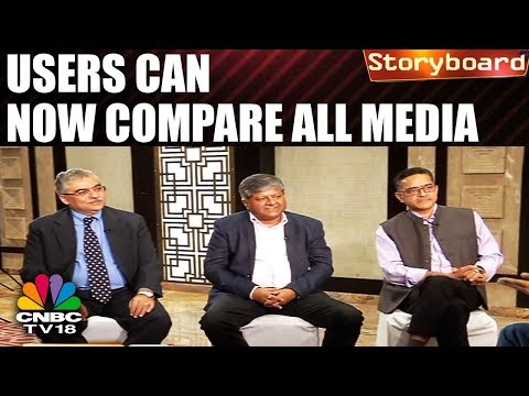 Users Can Now Compare All Media Apple too Apple | STORY BOARD | CNBC TV18