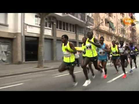 XXV MITJA MARATÓ BARCELONA - RESUMEN - 2015-02-15