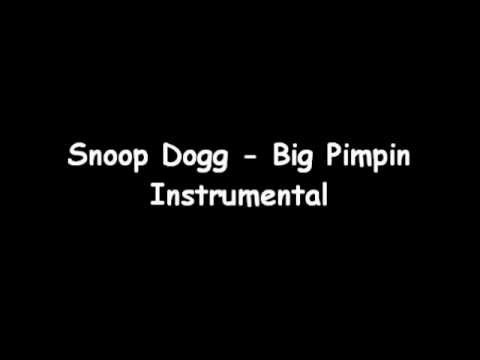 Snoop Dogg - Big Pimpin Instrumental