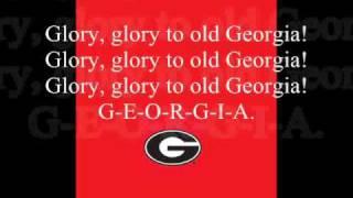 """""""Glory"""" Georgia Bulldogs Fight Song"""