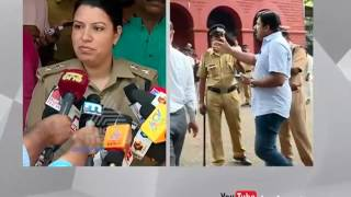 Kozhikode Commissioner Uma Behra responds on police arrest jou…