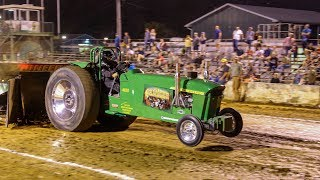 V8 Modified Tractors at Berryville Virginia August 14 2019