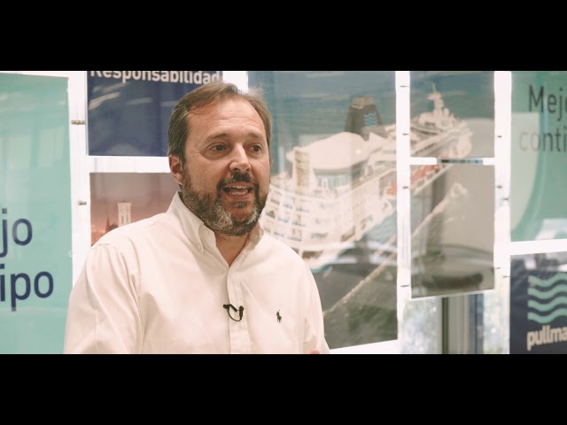Héctor Huertas Chamorro. Recruitment, Learning & Development Manager en Pullmantur Cruceros - Youtube frame
