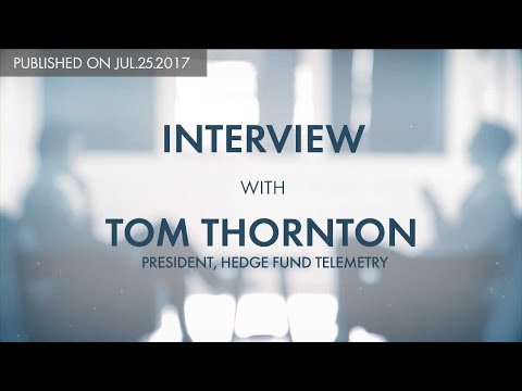 How To Trade Around Exhaustion Signals In A Rich Market | Tom Thornton Interview