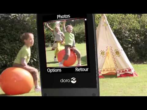 Spot TV Doro PhoneEasy® 621 SFR