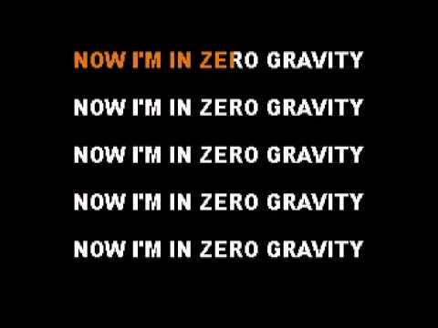 Karaoke - Zero Gravity (in style of Kerli)