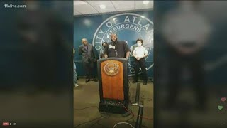 Killer Mike on Atlanta protests | 'It is your duty not to burn your own house down for anger'