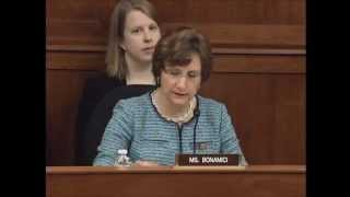 Representative Suzanne Bonamici (D-OR) - Questions to the Witness Panel 9/10/2014