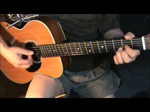 banana boat song-harry belafonte-fingerstyle-chords -vocal harmony
