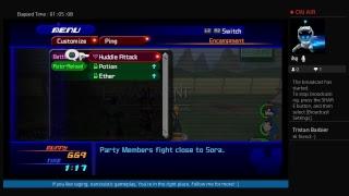 Vassel plays Kingdom Hearts 2 final mix (Proud mode)