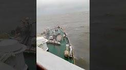 Indian coast guard ship samrat