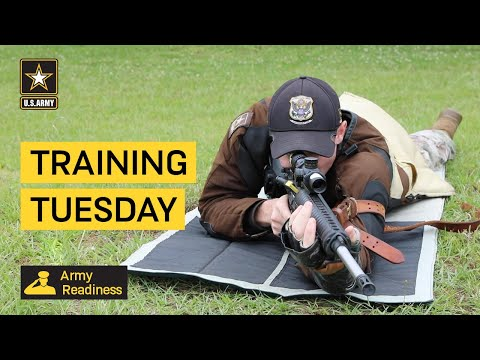 Training Tuesday: Prone Sling