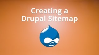 Creating a Drupal Sitemap
