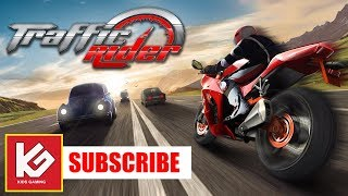 Traffic Rider Bike Game Play Video - Bike Racing Games