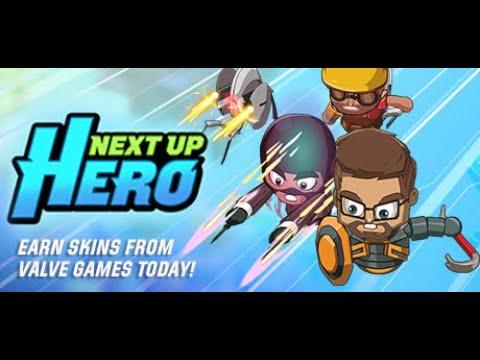 Next Up Hero |