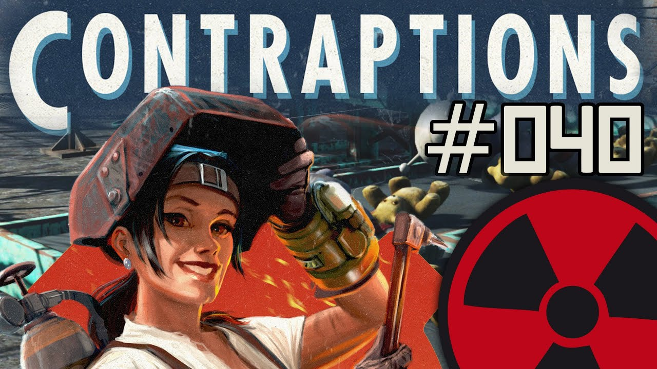 FALLOUT 4 - CONTRAPTIONS - #040: Neue Roboter ...